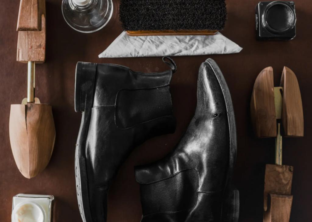 Vật dụng cần thiết để vệ sinh giày da