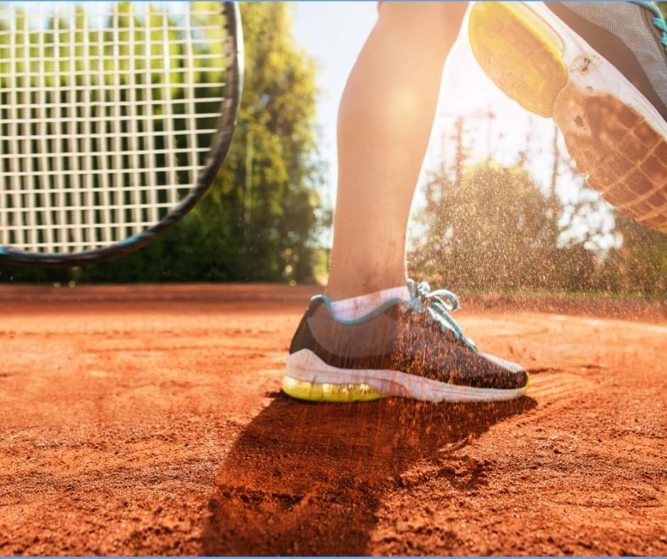Giày thể thao rất nhanh bẩn