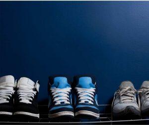 bảo quản giày cá nhân thật tốt