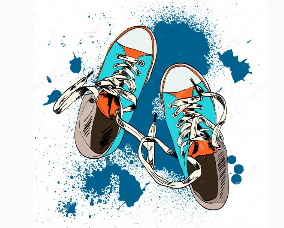 Kiểm tra giày trước khi vệ sinh